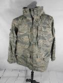 US Army Regular Large Parka Environmental Camo APECS Air Force Tiger Stripe
