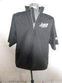 UCF Knights Womens Golf Adidas Team Issued Mens S 1/2 1/4 Zip Pullover Jacket