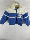 VTG Indianapolis Colts Youth Boys 8 Convertible Puffer Coat Jacket Vest 90s 80s