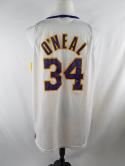 Shaquille Oneal Los Angeles Lakers Mens XL +2 Nike Team Shaq Swingman Jersey