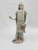 Lladro The Great Adventurer 5944 Ceramic Figurine Retired Made in Spain