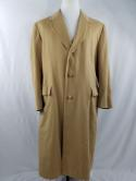 Oxxford Clothes Emporers Cashmere Saks Fifth Avenue 42 Barrington Overcoat Coat