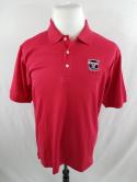 Montreal Canadians Hockey Mens M NHL Exclusive Club NWT Polo Shirt Red