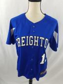 Creighton Big East Blue Jays Women Under Armour Softball Team Issued Jersey NCAA