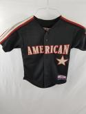American Leauge All Star Game 2004 Youth Childs S Jersey MLB Majestic Sewn