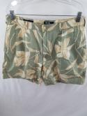 VTG Polo Ralph Lauren Mens 34 Floral Green Pleated The Classic Golf Shorts Prep