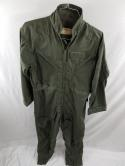 US Air Force Flight Suit Coverall 44R Flying Green USAF USMC CWU-27/P Flying