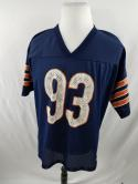 Chicago Bears Trace Armstrong Mens Adult XL USA Made Logo 7 Jersey NFL VTG