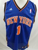 Amare Stoudemire Mens L Swingman Adidas New York Knicks Jersey NBA Sewn NWT