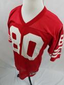 Jerry Rice San Francisco 49ers Champion Mens 40 M S Jersey NFL Home Red
