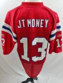 New England Patriots Mens M Custom JT Money Reebok VTG Jersey Hip Hop Rap