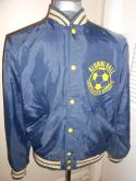 Notre Dame University Vintage 1980 Soccer Champs Alumni Hall Butwin Jacket Irish